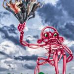 Balloon Man #2